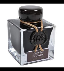 Tinta Para Caneta Tinteiro Herbin 1670 50ml Caroube de Chypre