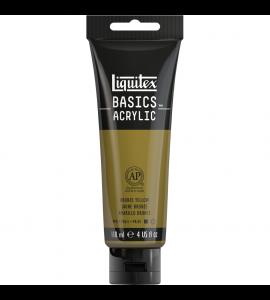 Tinta Acrílica Liquitex Basics 530 Bronze Yellow 118ml