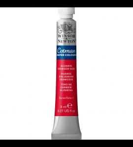 Tinta Aquarela Cotman Winsor & Newton 8ml Alizarin Crimson Hue 003