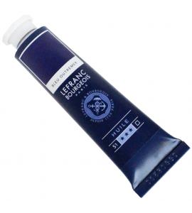 Tinta Óleo Fine Lefranc & Bourgeois 40ml 043 Ultramarine