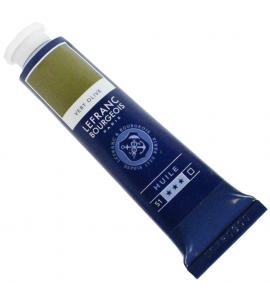 Tinta Óleo Fine Lefranc & Bourgeois 40ml 541 Olive Green