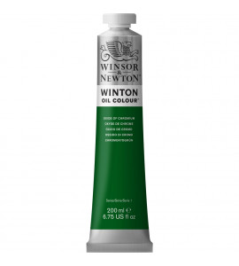 Tinta Óleo Winsor & Newton 459 Oxide of Chromium 200ml Winton