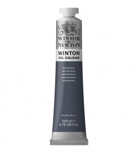 Tinta Óleo Winsor & Newton 465 Payne's Grey 200ml Winton