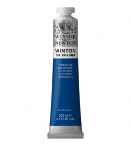 Tinta Óleo Winsor & Newton 538 Prussian Blue 200ml Winton
