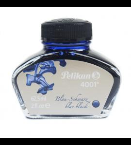 Tinta Para Caneta Tinteiro 4001 Pelikan 62,5ml Azul Preto