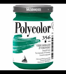 Tinta Acrílica Polycolor Maimeri 140ml Emerald Green 356