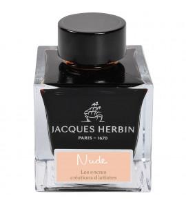 Tinta Para Caneta Tinteiro 1670 50ml Nude Herbin