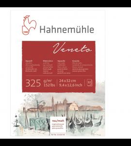 Bloco de Papel Para Aquarela Veneto Hahnemühle 24x32cm