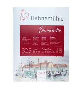 Bloco de Papel Para Aquarela Veneto Hahnemühle 30x40cm