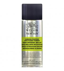 Verniz Spray Multiúso Brilhante 400ml Winsor & Newton