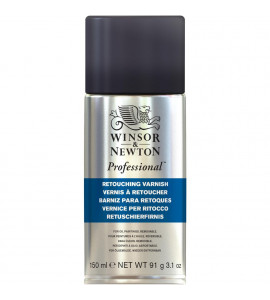 Verniz Retouching Spray 150ml Winsor & Newton