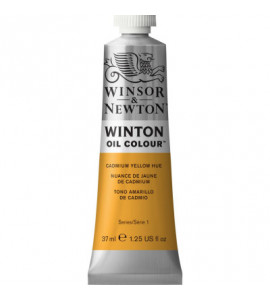Tinta Óleo Winton 37ml Winsor & Newton 109 Cadmium Yellow Hue