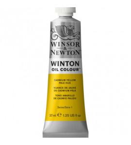 Tinta Óleo Winton 37ml Winsor & Newton 119 Cadmium Yellow Pale Hue