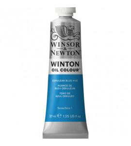 Tinta Óleo Winton 37ml Winsor & Newton 138 Cerulean Blue Hue