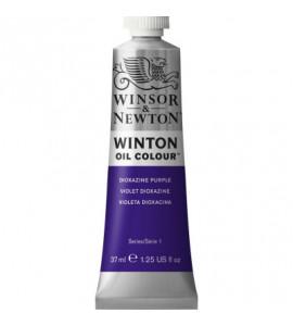 Tinta Óleo Winton 37ml Winsor & Newton 229 Dioxazine Purple
