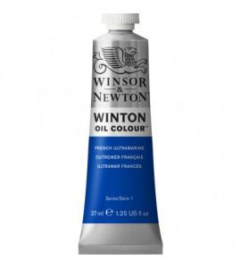 Tinta Óleo Winton 37ml Winsor & Newton 263 French Ultramarine
