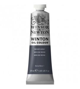 Tinta Óleo Winton 37ml Winsor & Newton 465 Payne's Gray