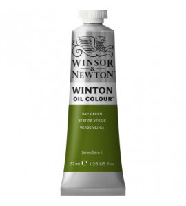 Tinta Óleo Winton 37ml Winsor & Newton 599 Sap Green