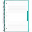 Caderno Universitário A4 80 Folhas Canson Verde Capa Dura