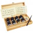 Conjunto de Escrita Wooden Box Winsor & Newton