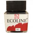 Tinta Ecoline Talens 30ml 411 Burnt Sienna