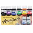 Aqualine Aquarela Líquida Corfix 06 Cores