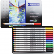Lápis Aquarelável Staedtler Karat 12 Cores 125M12