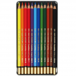 Lápis Aquarelável Koh-I-Noor Mondeluz 12 Cores