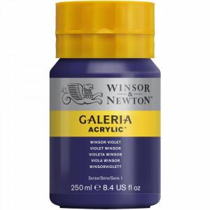 Tinta Acrílica Galeria W&N 728 Winsor Violet 250ml