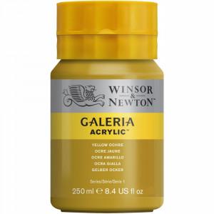 Tinta Acrílica Galeria W&N 744 Yellow Ochre 250ml