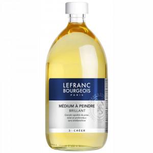 Médium para Pintura Lefranc Bourgeois 1 Litro
