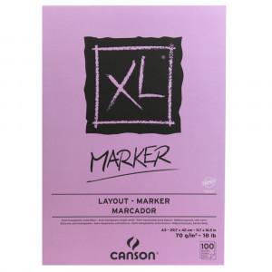 Bloco Para Marcador Cansonr XL Marquer XL A3 70g/m²