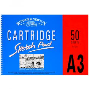 Bloco de Papel Para Desenho Winsor & Newton Sketchbook Pad A3