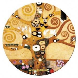 Espelho de Bolsa Klimt