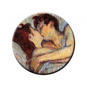 Espelho de Bolsa T. Lautrec Beijo