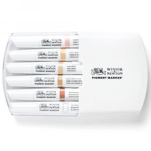 Marcador Winsor & Newton Pigment Marker Tons de Pele