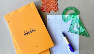 Caderno Sketchbook Rhodia