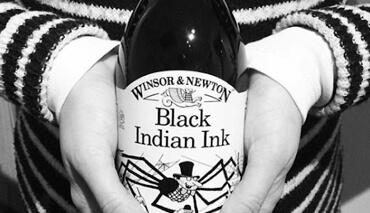 Tinta Nanquim Winsor & Newton
