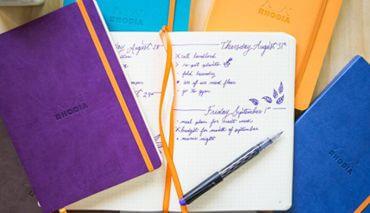 Caderno Sketchbook Rhodia